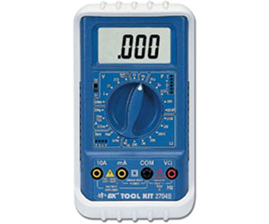 2704B - BK Precision Digital Multimeters