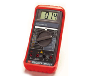 M5091 - Megger Digital Multimeters