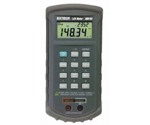 380193 - Extech RLC Impedance Meters