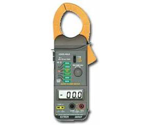 38092F - Extech Clamp Meters
