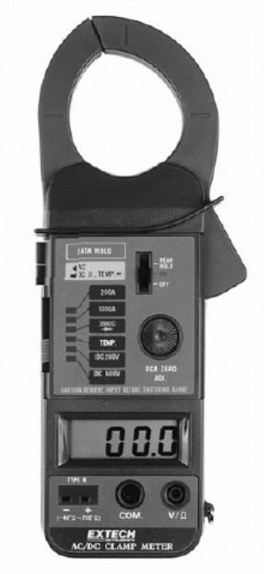38095C - Extech Clamp Meters