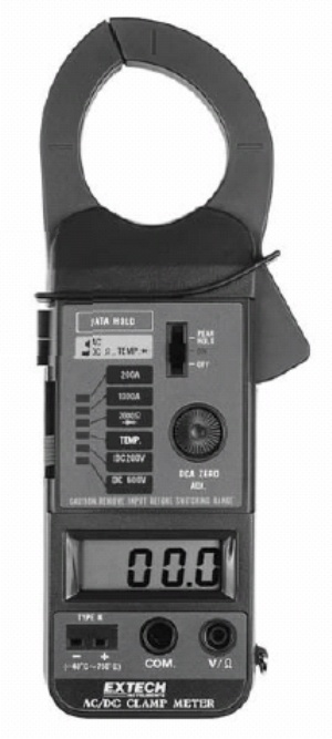 38095F - Extech Clamp Meters