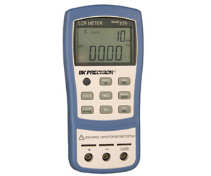 879 - BK Precision RLC Impedance Meters
