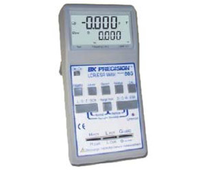 885 - BK Precision RLC Impedance Meters