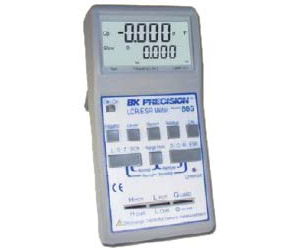 886 - BK Precision RLC Impedance Meters