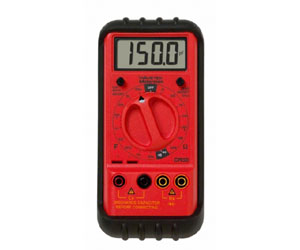 CR50 - Meterman RLC Impedance Meters