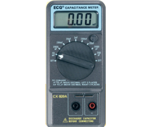 CX-920A - NTE Electronics Capacitance Meters