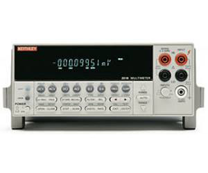 2010 - Keithley Digital Multimeters