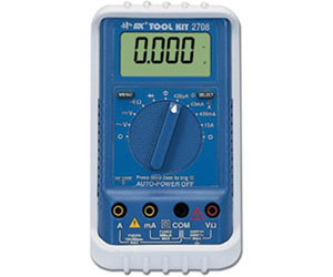 2708 - BK Precision Digital Multimeters