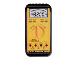 2870 - BK Precision Digital Multimeters