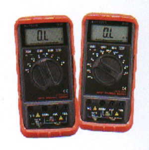 DL38 - Bel Merit Digital Multimeters