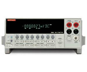 2000 - Keithley Digital Multimeters