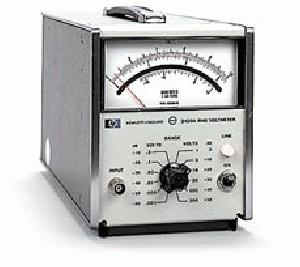 3400A - Keysight / Agilent Voltmeters