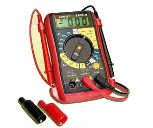 1101-A - Triplett Digital Multimeters