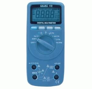 172 - Escort Digital Multimeters