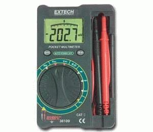 38109 - Extech Digital Multimeters
