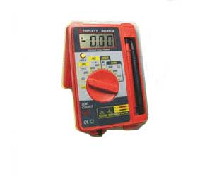 2025-A - Triplett Digital Multimeters