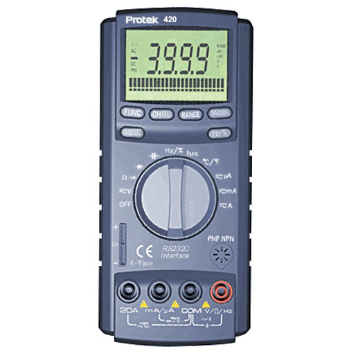 420 - Protek Digital Multimeters