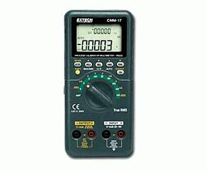 CMM-17 - Extech Digital Multimeters