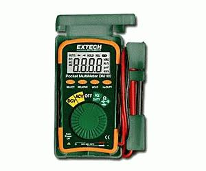 DM100 - Extech Digital Multimeters