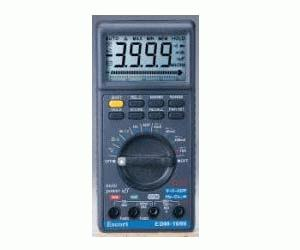EDM-168A - Escort Digital Multimeters