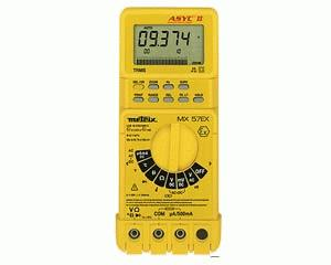 MX57EX - AEMC Instruments Digital Multimeters