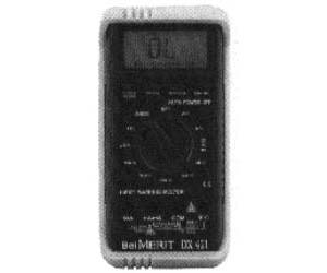 DX421 - Bel Merit Digital Multimeters