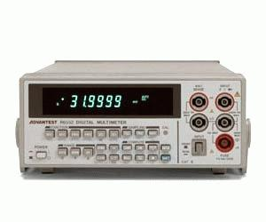 R6552L - Advantest Digital Multimeters