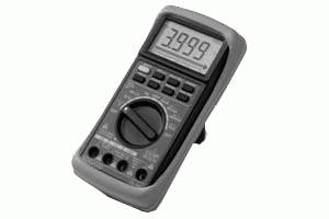 DL-92 - Kenwood Digital Multimeters