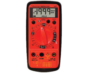 5XP - Meterman Digital Multimeters