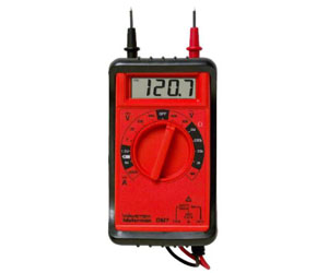 DM7 - Meterman Digital Multimeters