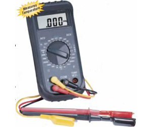 HHM12 - Omega Digital Multimeters