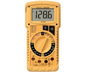 HD110B - Meterman Digital Multimeters