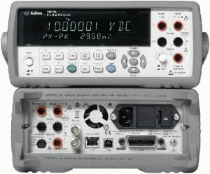 34410A - Keysight / Agilent Digital Multimeters