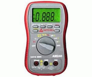 AM-240 - Amprobe Digital Multimeters