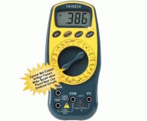 HHM34 - Omega Digital Multimeters