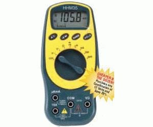 HHM35 - Omega Digital Multimeters