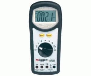 AVO300 - Megger Digital Multimeters