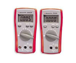 DM800 - Seaward Digital Multimeters