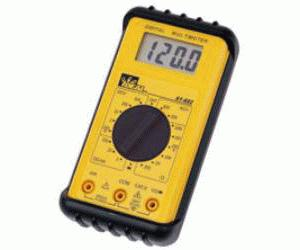 61-602 - Ideal Industries Digital Multimeters