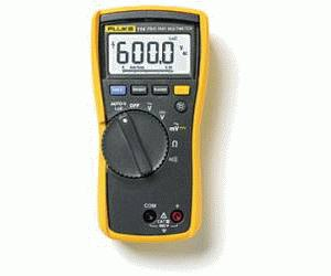 114 - Fluke Digital Multimeters