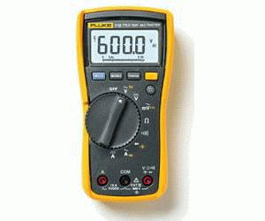 115 - Fluke Digital Multimeters