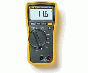 116 - Fluke Digital Multimeters