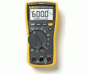 117 - Fluke Digital Multimeters