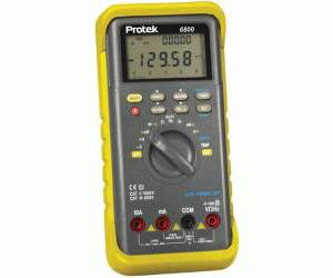 6800 - Protek Digital Multimeters