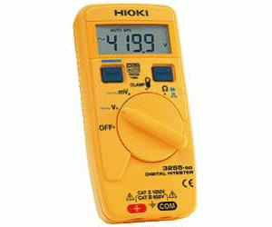 3255-50 - Hioki Digital Multimeters