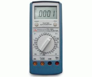 PD-183 - Promax Digital Multimeters