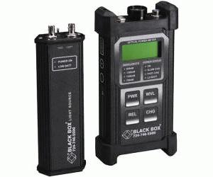 TS1300A - Black Box Network Services Optical Power Meters