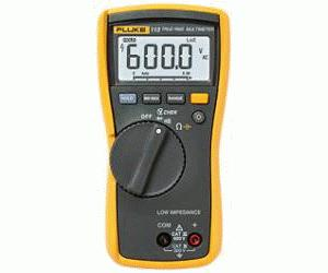113 - Fluke Digital Multimeters