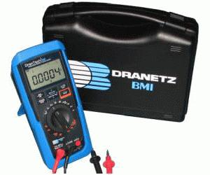 Drantech ISO M2461 - Dranetz BMI Digital Multimeters